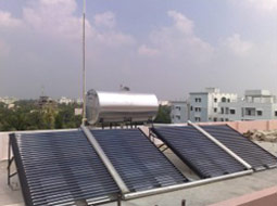 Solar Water Heaters